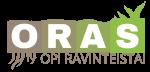 Opi ravinteista -hankkeen logo, värillinen