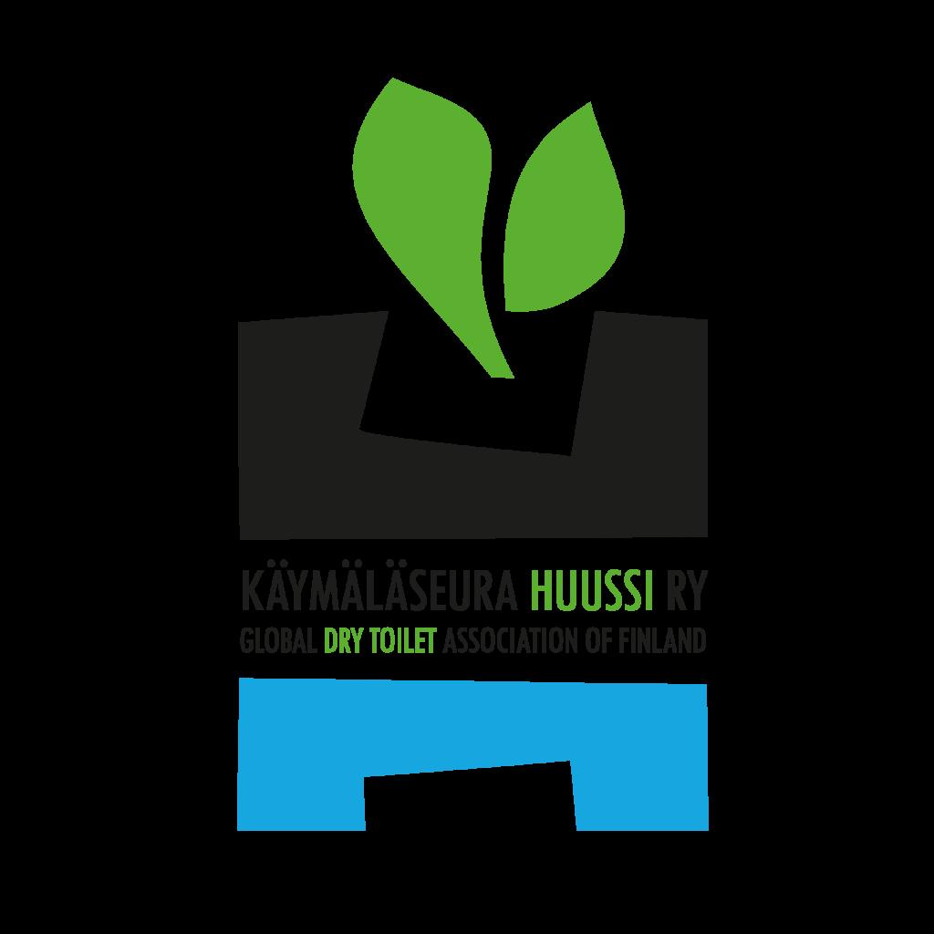 Käymäläseura Huussi ry:n logo